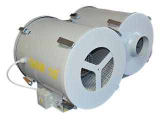 Filtrovanie a separácia emulznej mlhy